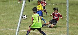 2011年度マクドナルド杯プレジャーランド那須ジュニアサッカー大会