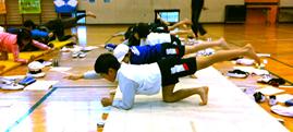 千葉市立稲越小学校での姿勢教室 ≫詳しくはこちら