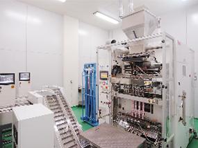 GMP認証工場で製造
