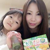 みゆママさん(5歳)